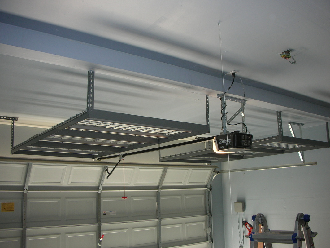 ideas monkey overhead bars garage img gallery storage richmond
